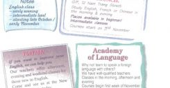 Unit 4: Read – Learning a foreign language