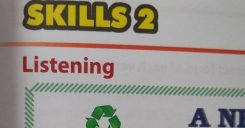 Skills 2 – Unit 11: Our greener world – Tiếng Anh 6 mới
